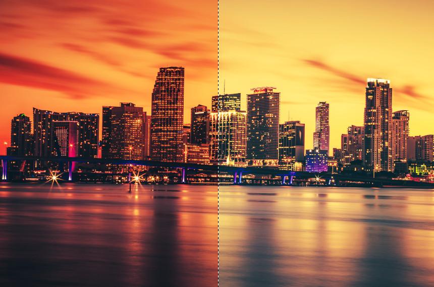 Reparar fotografías: Correción de colores con la herramienta Curvas de GIMP