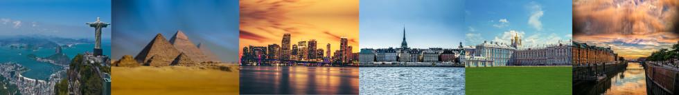 Collage de fotografías en GIMP fantasia circular 2